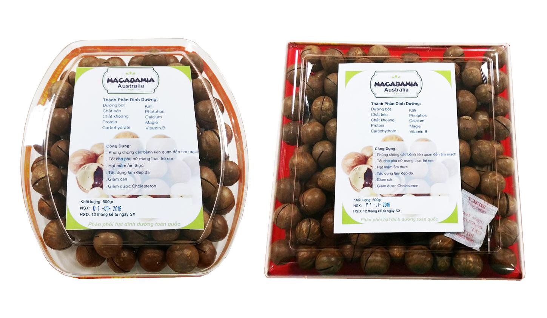 Hạt mắc ca là loại dược phẩm quý giá được nhập khẩu từ nước Úc, phù hợp với nhiều đối tượng người dùng